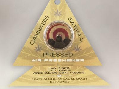 CBD Pressed Resin