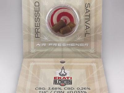 CBG Pressed Resin
