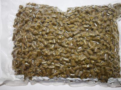 CBD & CBG Compressed Plant Material