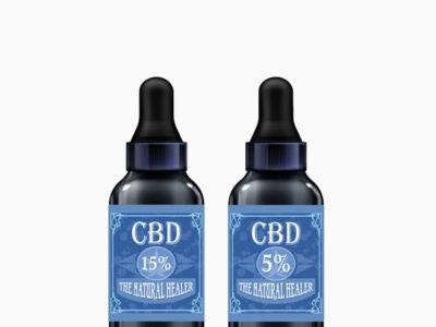 CBD 5% & CBD 15%